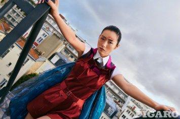 Liu Wen for Madame Figaro China March 2020-13