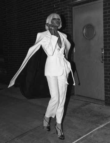Naomi Campbell for Vogue Hong Kong March 2020-2