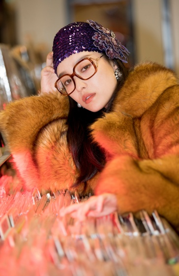 NiNi and KAI for Gucci Spring 2020 Eyewear Campaign-7