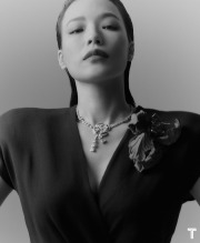 Shu Qi for T magazine China March 2020-3