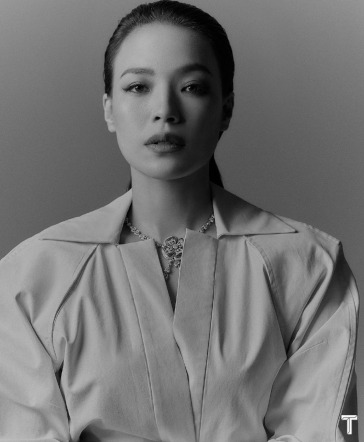Shu Qi for T magazine China March 2020-5