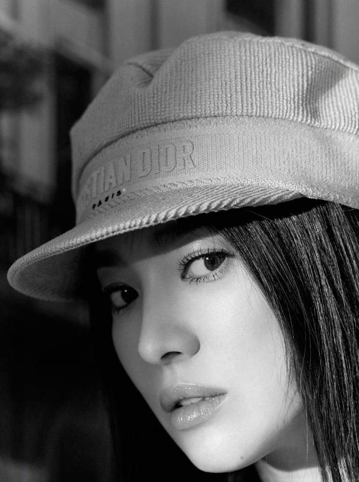 Song Hye-kyo for Harper's Bazaar Thailand March 2020-8