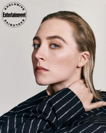 Timothee Chalamet & Saoirse Ronan Entertainment Weekly October 2019-7