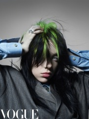 Billie Eilish for Vogue China June 2020-1