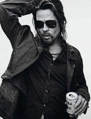 Brad Pitt X Interview Magazine October November 2012-14
