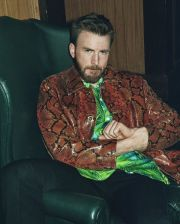 Chris Evans Esquire April May 2020-2
