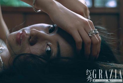Koki for Grazia China April 2020-6
