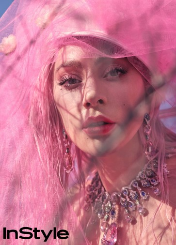 Lady Gaga for InStyle US May 2020-2