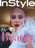 Lady Gaga for InStyle US May 2020 C0ver B