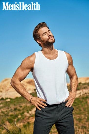 Liam Hemsworth for Men's Health Australia May 2020-4