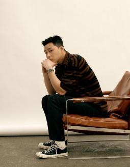 Park Seo Jun for Esquire Korea May 2020-1