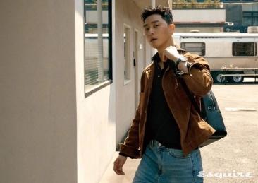 Park Seo Jun for Esquire Korea May 2020-13
