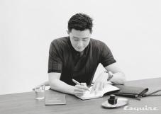 Park Seo Jun for Esquire Korea May 2020-2
