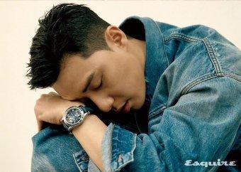 Park Seo Jun for Esquire Korea May 2020-7