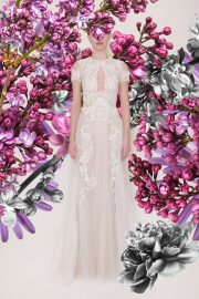 Reem Acra Bridal Spring 2021 Look 2
