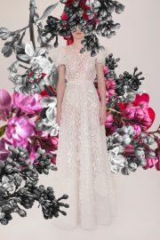 Reem Acra Bridal Spring 2021 Look 3