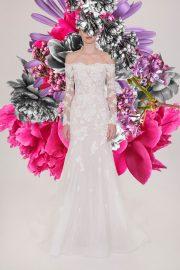 Reem Acra Bridal Spring 2021 Look 4