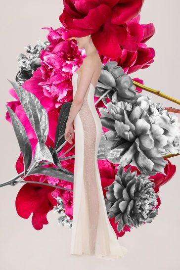 Reem Acra Bridal Spring 2021 Look 9