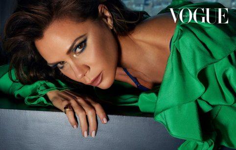 Victoria Beckham for Vogue Mexico April 2020-5
