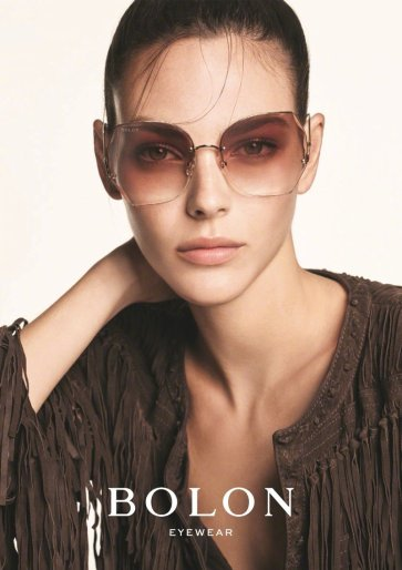 Vittoria Ceretti for Bolon Eyewear SS 2020 Campaign-2