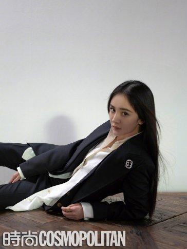 Yang Mi for Cosmopolitan China May 2020-8