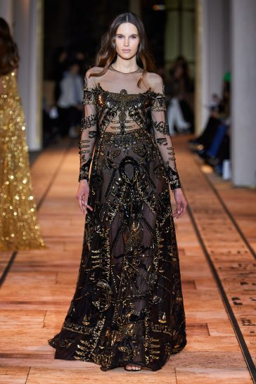 Zuhair Murad Spring 2020 Couture Look 12