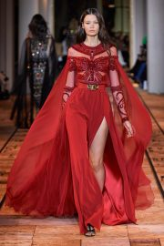 Zuhair Murad Spring 2020 Couture Look 21