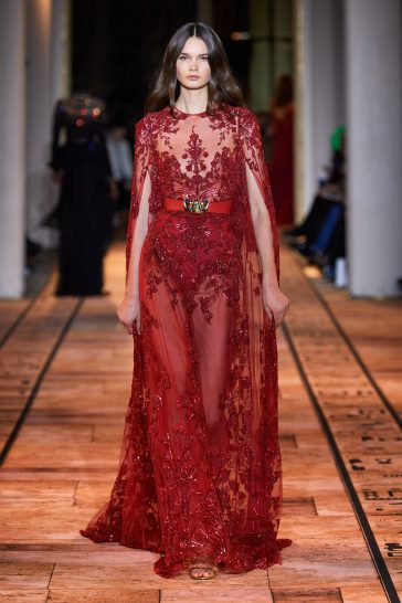 Zuhair Murad Spring 2020 Couture Look 26