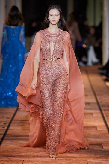 Zuhair Murad Spring 2020 Couture Look 38