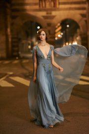Alberta Ferretti Limited Edition Spring 2020 Couture Look 1