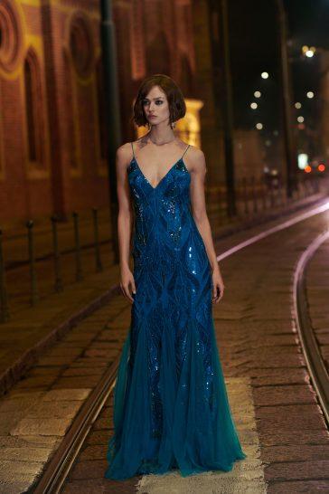 Alberta Ferretti Limited Edition Spring 2020 Couture Look 15