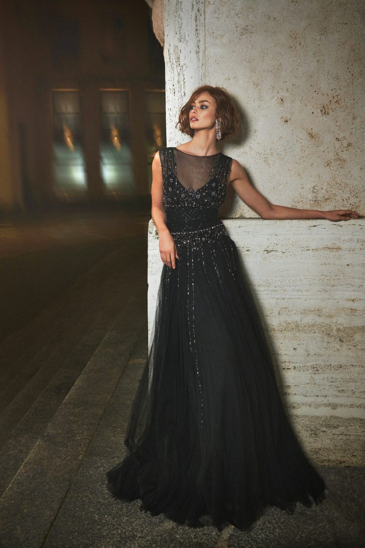 Alberta Ferretti Limited Edition Spring 2020 Couture Look 16