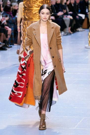 Chloe Fall 2020 Look 12