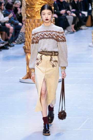 Chloe Fall 2020 Look 25