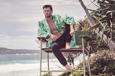 Chris Hemsworth for GQ Australia May June 2020-2
