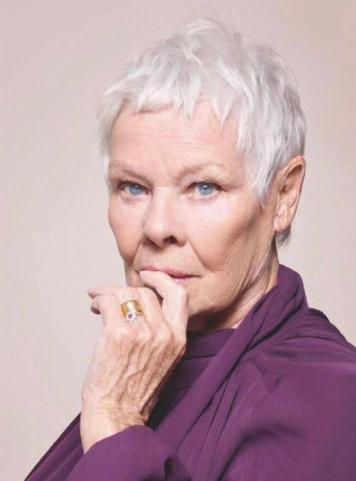 Judi Dench for British Vogue June 2020-5