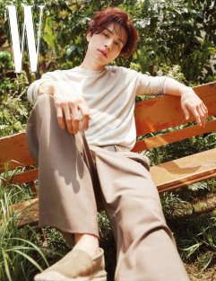 Lee Dong Wook for W Korea June 2020-3