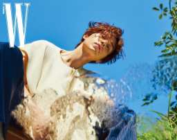 Lee Dong Wook for W Korea June 2020-7