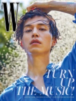 Lee Dong Wook for W Korea June 2020 Cover A