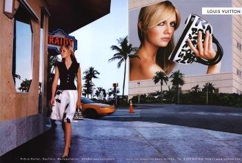 Louis Vuitton Fall 2001 Campaign-2