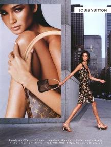 Louis Vuitton Fall 2001 Campaign-5