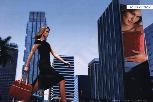 Louis Vuitton Fall 2001 Campaign-6