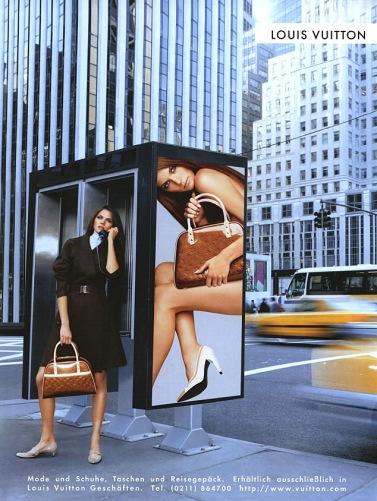 Louis Vuitton Fall 2001 Campaign-7