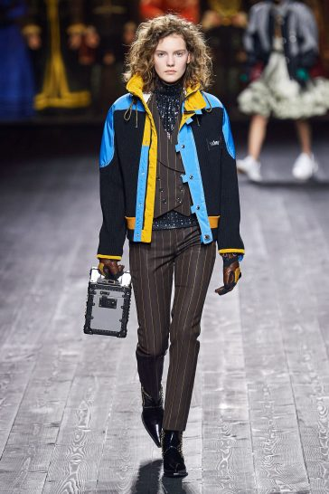 Louis Vuitton Fall 2020 Look 12