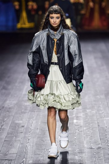 Louis Vuitton Fall 2020 Look 13