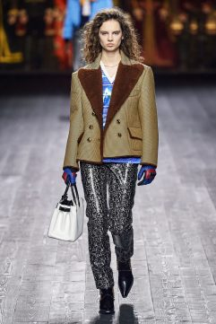 Louis Vuitton Fall 2020 Look 19