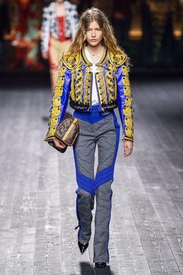 Louis Vuitton Fall 2020 Look 44