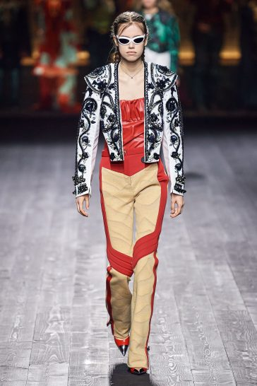 Louis Vuitton Fall 2020 Look 45