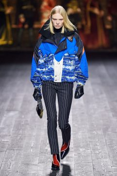 Louis Vuitton Fall 2020 Look 6