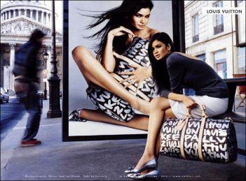Louis Vuitton Spring 2001 Campaign-9